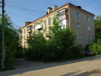 Noginsk, Molodezhnaya st, house 4. Apartment house