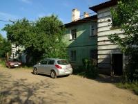 Noginsk, Molodezhnaya st, house 5. Apartment house