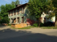 Noginsk, Molodezhnaya st, house 15. Apartment house