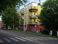 Noginsk, Tekstiley st, house 15. Apartment house