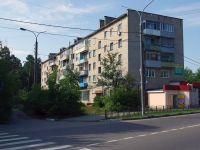 Ногинск, улица Текстилей, дом 23А. многоквартирный дом