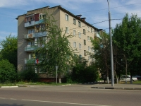 Noginsk, Tekstiley st, house 27. Apartment house