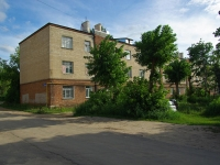 Noginsk, 1st Istomkinsky Ln, house 10. Apartment house