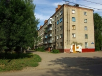 Noginsk, 1st Tekstilny alley, house 4. Apartment house