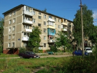 Noginsk, 2nd Istomkinsky Ln, house 3. Apartment house