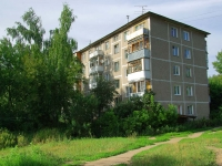Noginsk, 2nd Istomkinsky Ln, house 5. Apartment house