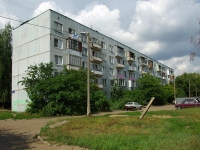 Noginsk, 2nd Istomkinsky Ln, house 12. Apartment house