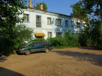 Noginsk, 3rd Tekstilny alley, house 5. Apartment house