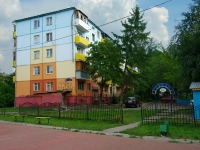 Noginsk, 3rd Domozhirovskaya st, house 5А. Apartment house