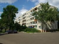 Noginsk, Babushkina st, house 10. Apartment house