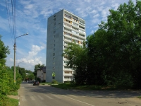 Noginsk, Babushkina st, house 1. Apartment house