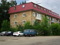 Noginsk, Mirnaya st, house 18. Apartment house