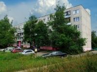 Noginsk, Yubileynaya st, house 7. Apartment house