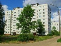 Noginsk, Yubileynaya st, house 8. Apartment house