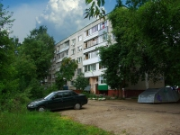 Noginsk, Yubileynaya st, house 9. Apartment house
