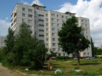Noginsk, Yubileynaya st, house 10. Apartment house