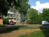 Noginsk, Yubileynaya st, house 15. Apartment house