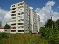 Noginsk, Yubileynaya st, house 16. Apartment house