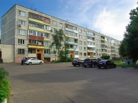 Noginsk, Yubileynaya st, house 17. Apartment house