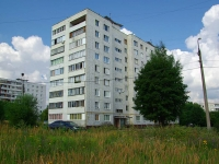 Noginsk, Yubileynaya st, house 22. Apartment house