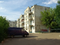Noginsk, 2nd Tekstilny alley, house 1. Apartment house
