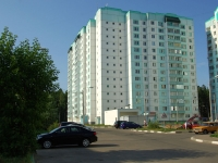 Noginsk, Samodeyatelnaya st, house 10А. Apartment house