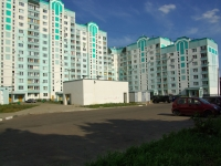 Noginsk, Samodeyatelnaya st, house 10. Apartment house