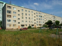 Noginsk, Samodeyatelnaya st, house 12. Apartment house