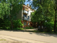Noginsk, Samodeyatelnaya st, house 17. Apartment house