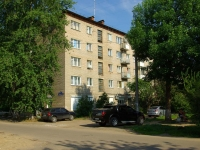 Noginsk, Samodeyatelnaya st, house 35. Apartment house