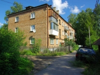 Noginsk, 1st Iliicha st, house 4. Apartment house