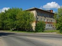 Ногинск, общежитие Глуховского комбината №7, улица 1-я Ильича, дом 19