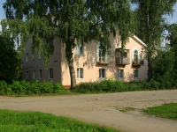 Noginsk, Entuziastov shosse, house 1. Apartment house