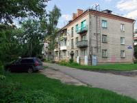 Noginsk, Entuziastov shosse, house 2. Apartment house