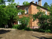 Noginsk, Aeroklubnaya st, house 2. Apartment house