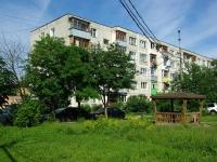 Noginsk, Aeroklubnaya st, house 7. Apartment house