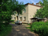 Noginsk, Aeroklubnaya st, house 8. Apartment house