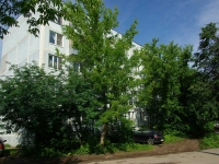 Noginsk, Aeroklubnaya st, house 11. Apartment house