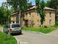 Noginsk, Aeroklubnaya st, house 16. Apartment house