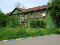 Noginsk, Lentochnaya st, house 4. Apartment house