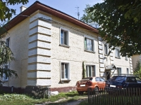 Elektrougli, 1st Troitsky alley, house 2. Apartment house