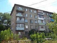 Elektrougli, Sovetskaya st, house 1. Apartment house