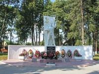 neighbour house: st. Oktyabrskaya. monument погибшим воинам Великой Отечественной войны