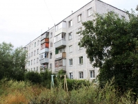 neighbour house: st. Shkolnaya, house 18. Apartment house