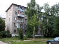 neighbour house: st. Shkolnaya, house 37. Apartment house