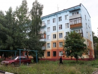 Elektrougli, Shkolnaya st, house 39. Apartment house