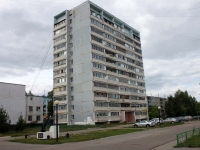 neighbour house: st. Shkolnaya, house 41. Apartment house