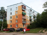 neighbour house: st. Shkolnaya, house 45Б. Apartment house
