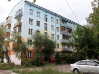 neighbour house: st. Shkolnaya, house 45. Apartment house