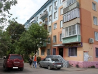 neighbour house: st. Shkolnaya, house 49. Apartment house
